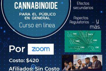 Curso Fundamentos de Medicina Cannabinoide