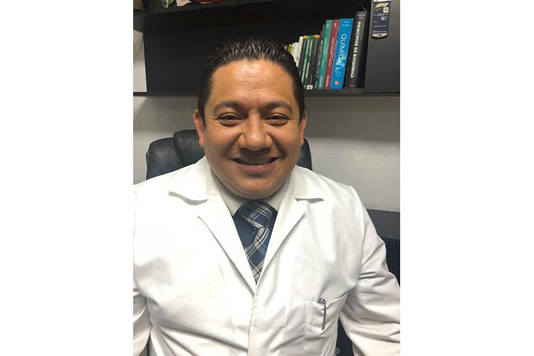 Dr. Marco Antonio Gutiérrez Madrigal